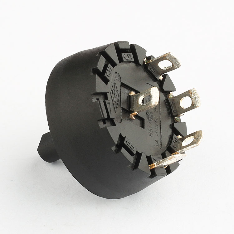 RS1-5 pin rotary switch